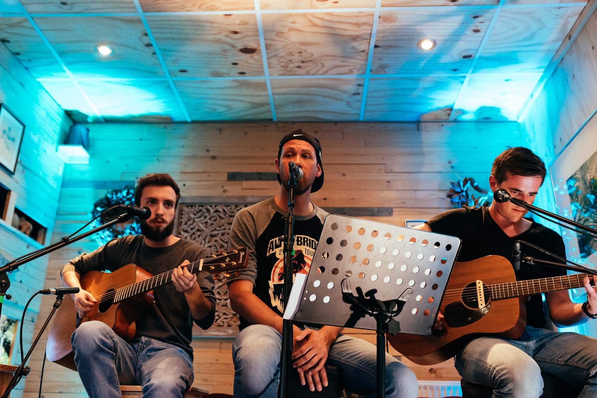 Die Band Sonder.