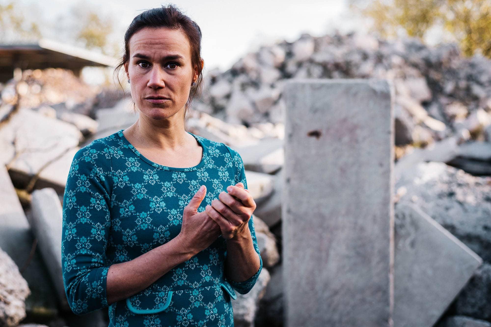 Portrait Session mit Schauspielerin Julia Roebke