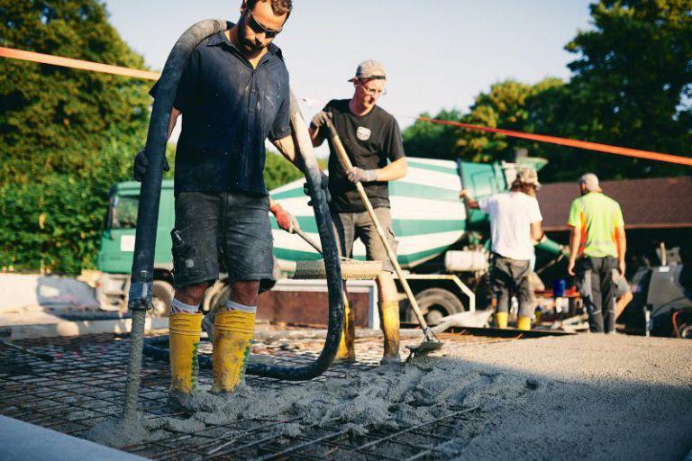 Baustellen Dokumentation Skatepark Bonn