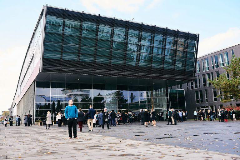 Das Telekomforum Bonn.